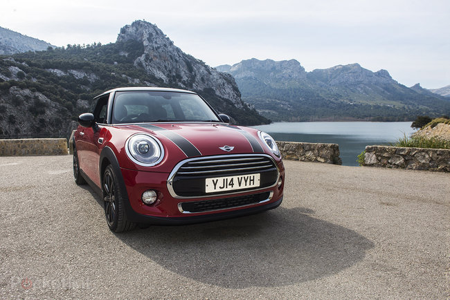 Mini Cooper D review (2014) - photo 1