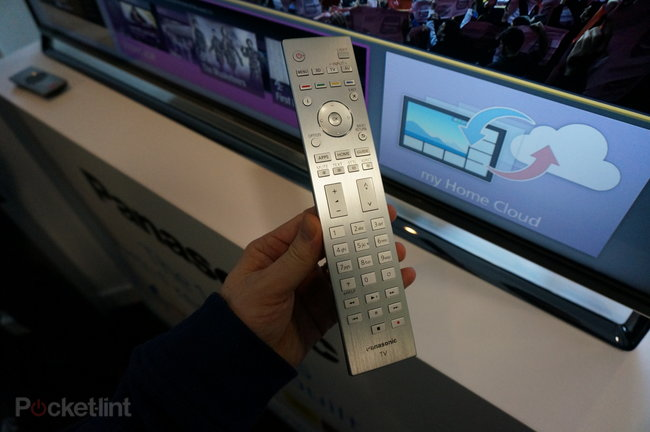 Hands-on: Panasonic AX802 Freetime TV - photo 2