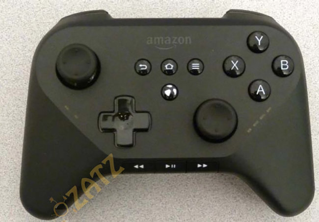 Amazon Bluetooth games controller leaked, could that mean 'Kindle TV' set-top-box is imminent? - photo 1