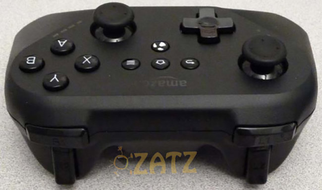Amazon Bluetooth games controller leaked, could that mean 'Kindle TV' set-top-box is imminent? - photo 2