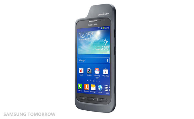 Samsung keeps the impaired in mind with its new Galaxy Core Advanced accessories - photo 5