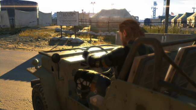 Metal Gear Solid 5: Ground Zeroes review - photo 12
