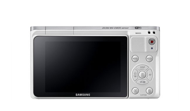 Samsung debuts Samsung NX mini interchangable-lens camera - photo 3
