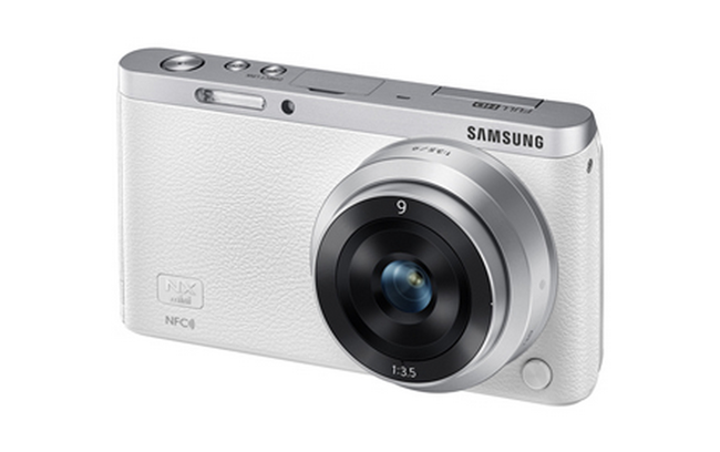 Samsung debuts Samsung NX mini interchangable-lens camera - photo 4