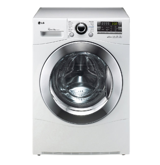 LG's new washing machines use NFC to offer more programmes via smartphone - photo 7