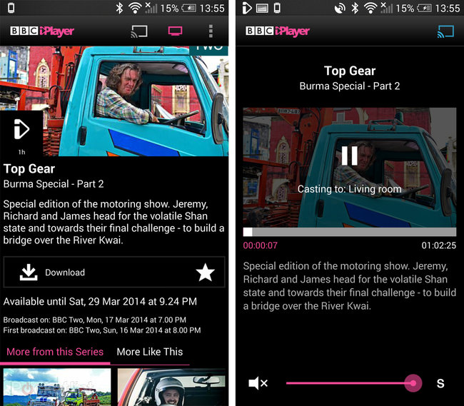 Everything you need to know about BBC iPlayer on Chromecast - photo 3