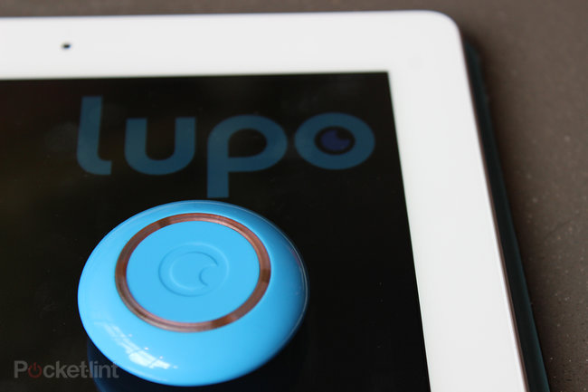 Hands-on: Lupo Bluetooth smartphone finder, security tag and controller review - photo 9