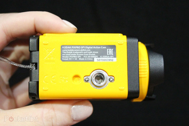 Kodak PixPro SP1, WP1 and SP360 action cameras pictures and hands-on - photo 3