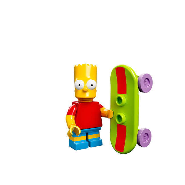 Lego Simpsons minifigures revealed ahead of 4 May special episode airing (UK updated) - photo 17