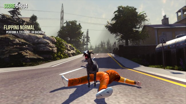 Hands-on: Goat Simulator review - photo 1