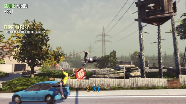 Hands-on: Goat Simulator review - photo 6