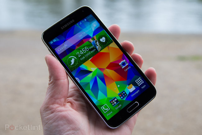 Samsung Galaxy S5 review - photo 2