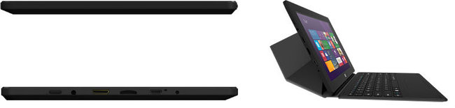 Schenker Element 10.1 Windows 8.1 tablet looks like a Surface 2, but for £60 less - photo 7