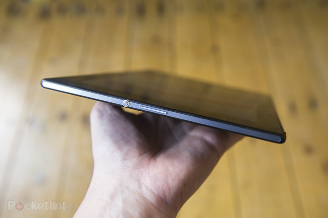 Sony Xperia Z2 Tablet review - photo 3