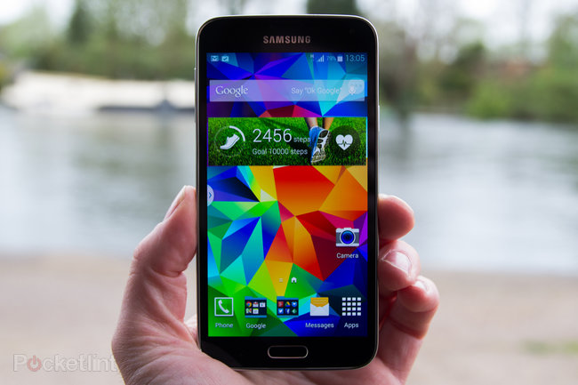 Samsung Galaxy S5 review - photo 1