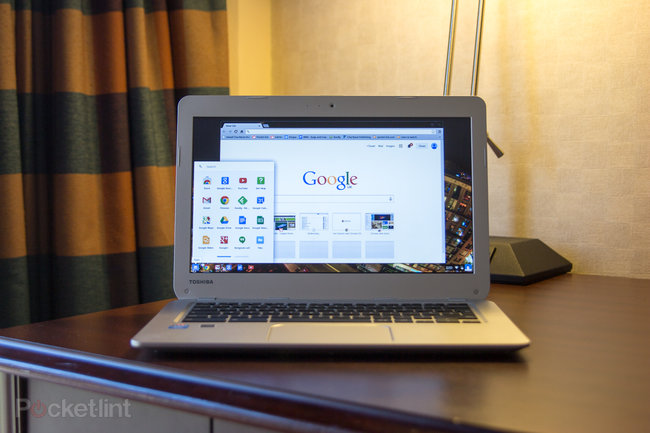 Toshiba Chromebook review - photo 1