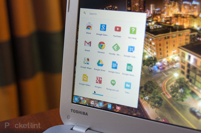 Toshiba Chromebook review - photo 18
