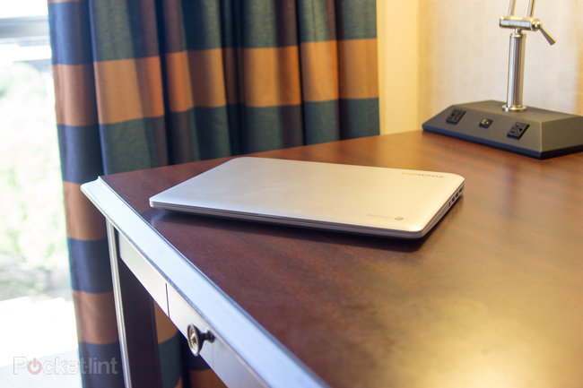Toshiba Chromebook review - photo 4