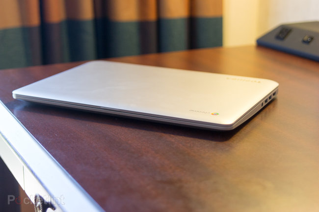 Toshiba Chromebook review - photo 5