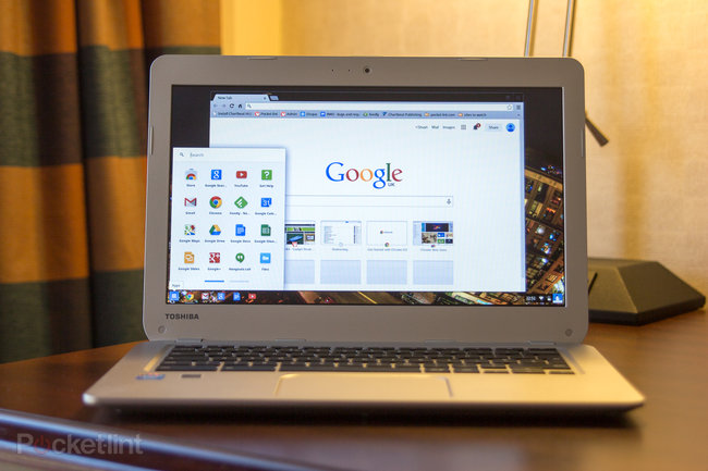 Toshiba Chromebook review - photo 2