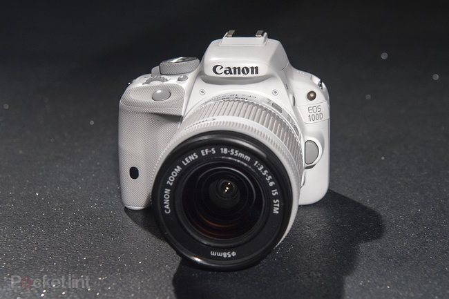 Canon EOS 100D White pictures and hands-on - photo 1