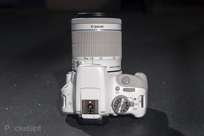 Canon EOS 100D White pictures and hands-on - photo 3