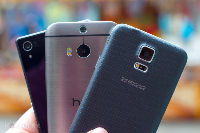 Background defocus: HTC One M8 vs Samsung Galaxy S5 vs Sony Xperia Z2 vs Google Camera app - photo 1