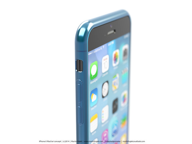 iPhone 6 concept renders give a glimpse at just how beautiful Apple's future could be - photo 1