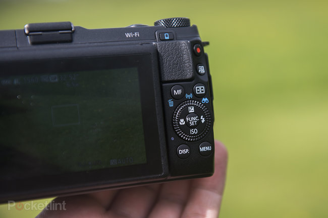 Canon PowerShot G1 X MkII review - photo 3