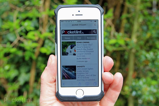 Hands-on: CAT Active Urban cover for iPhone and Samsung Galaxy S5 review - photo 1
