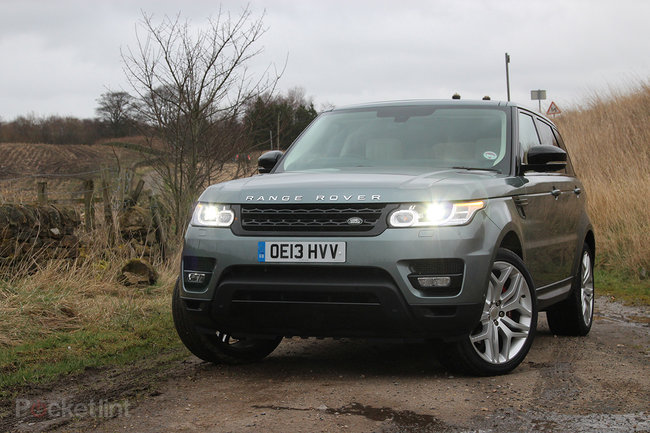 Range Rover Sport review (2014) - photo 1