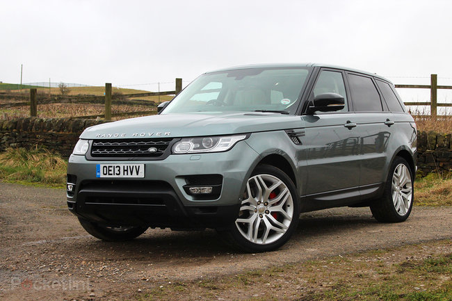 Range Rover Sport review (2014) - photo 2