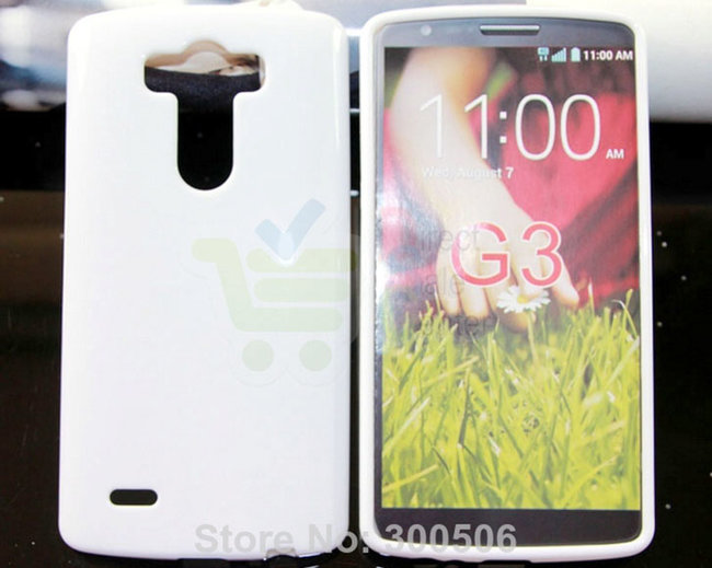 LG G3 cases already on sale in Chinese stores, show return of volume rocker - photo 2