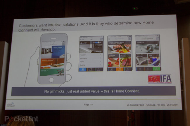 Bosch HomeConnect platform will offer one app to control your home appliances, regardless of brand - photo 2