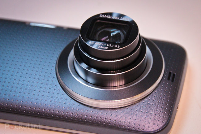 Hands-on: Samsung Galaxy K Zoom review - photo 2