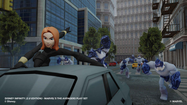 Disney Infinity 2.0: Marvel Super Heroes to launch in autumn with new figure collection - photo 2