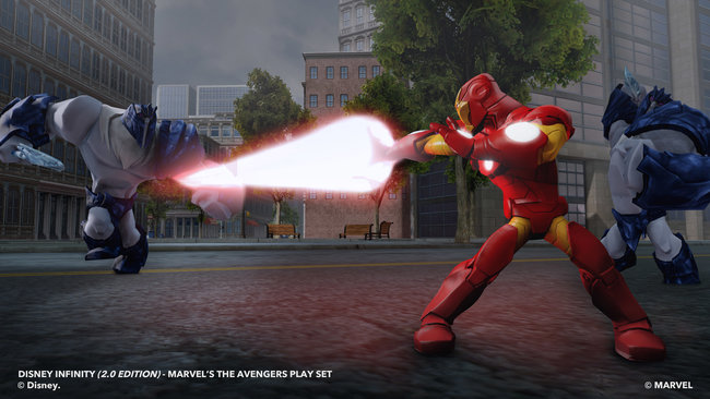 Disney Infinity 2.0: Marvel Super Heroes to launch in autumn with new figure collection - photo 4