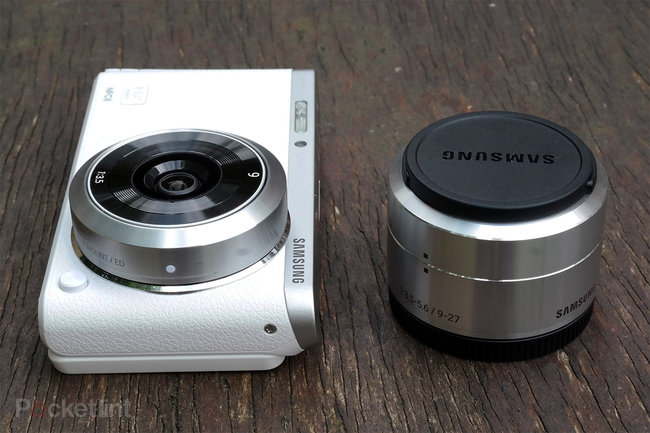 Samsung NX Mini review - photo 2