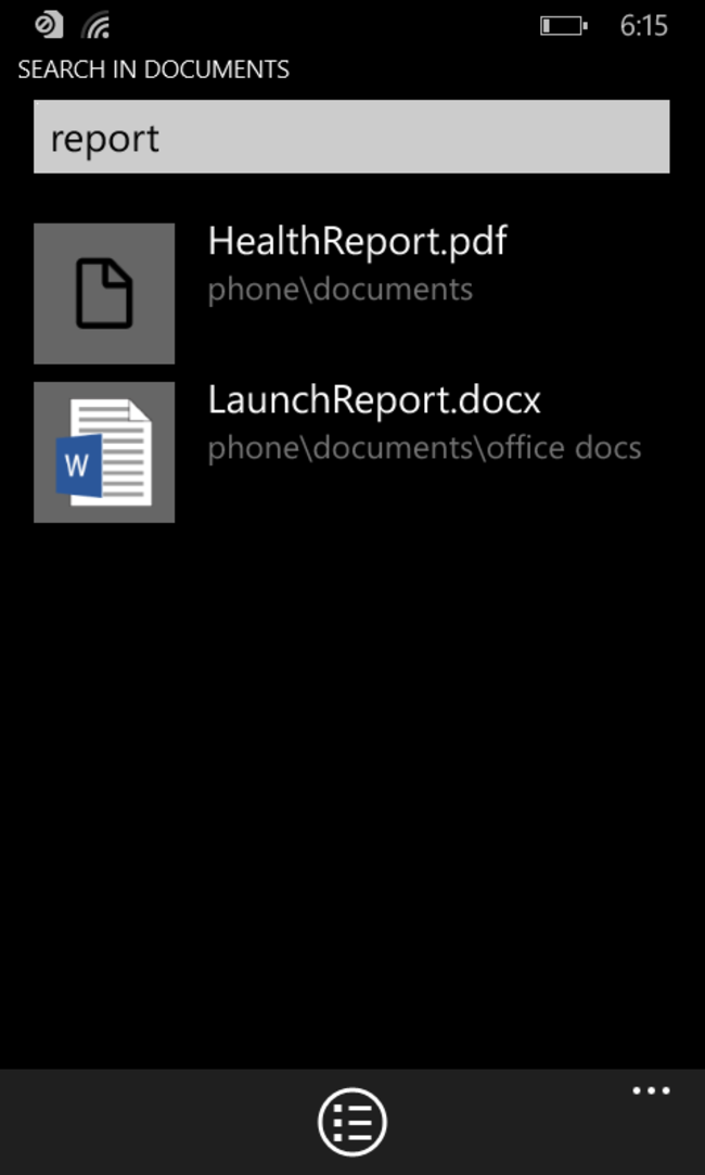 File Manager for Windows Phone 8.1 to arrive this month, says Microsoft - photo 3