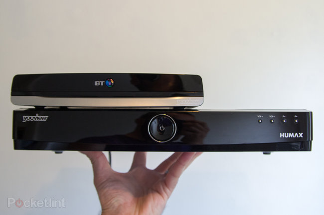 BT YouView+ Humax DTR-T2100 review - photo 3