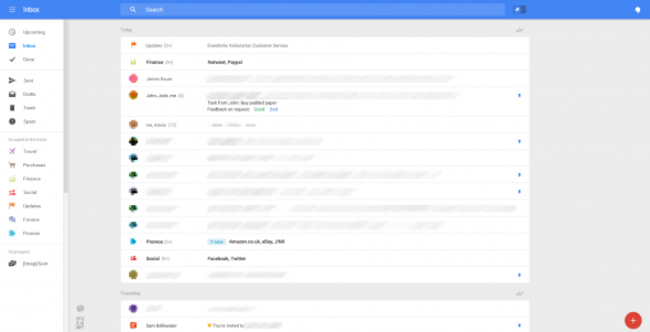 Radical Gmail overhaul leaked in screenshots, revealing all-new interface - photo 3