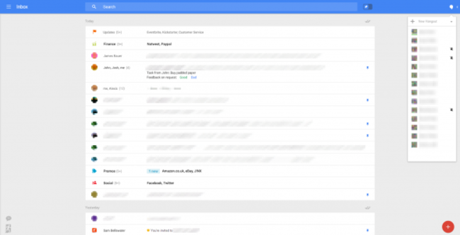 Radical Gmail overhaul leaked in screenshots, revealing all-new interface - photo 5