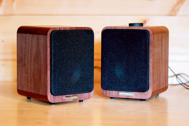 Ruark MR1 Bluetooth speakers review - photo 1