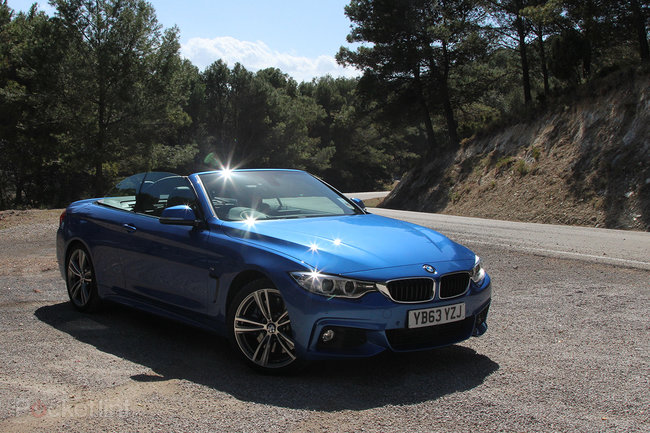 BMW 435i M Sport Convertible review - photo 3