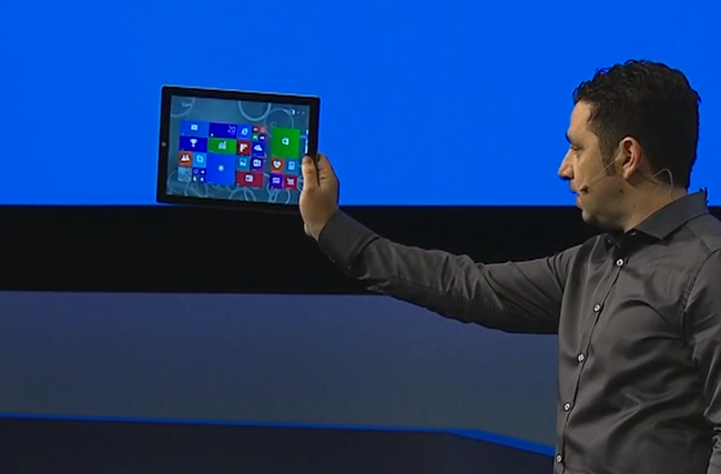 Microsoft unveils 12-inch Surface Pro 3 tablet from £639, arriving in August - photo 2