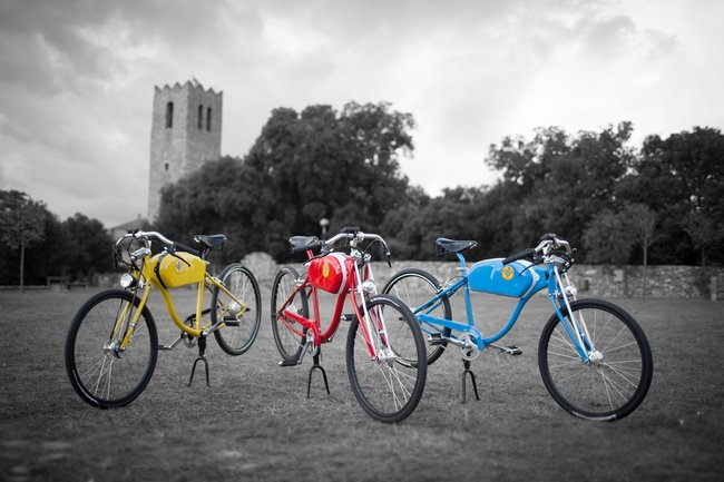Otocycles draws on touch of old and new for retro 50s style electric bikes - photo 2