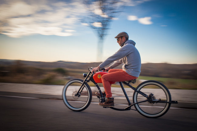 Otocycles draws on touch of old and new for retro 50s style electric bikes - photo 3
