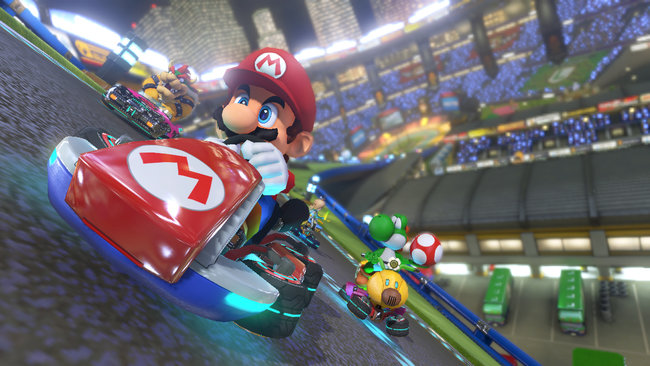 Mario Kart 8 review - photo 1