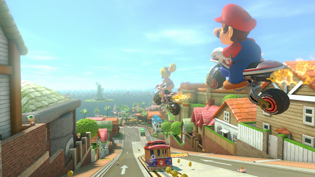 Mario Kart 8 review - photo 12
