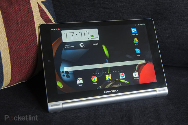 Lenovo Yoga Tablet 10 HD+ review - photo 3